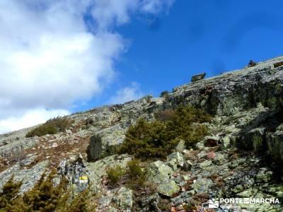 Sierra Alto Rey - Peña Mediodía; grupos montaña madrid; grupos senderismo madrid;patones;torrelag